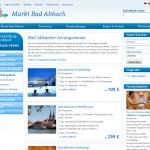 Bad Abbach - Seite Arrangements