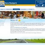 Eurorastpark Gmbh - Serviceseite