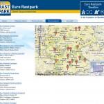 Eurorastpark GmbH - Routenplaner