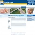 Eurorastpark GmbH - Kontaktseite