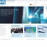 GR Technology Group - Startseite Bereiche