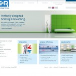 G+R Technology Group - Seite Heating/Cooling Systems