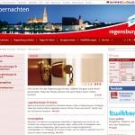 Regensburg Tourismus Gmbh - Inhaltsseite